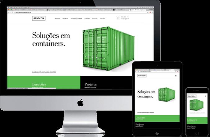Rentcon Soluções em Container