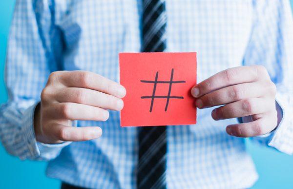 Você sabe usar as #hashtags em seu conteúdo digital?