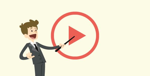 marketing de conteúdo em vídeo