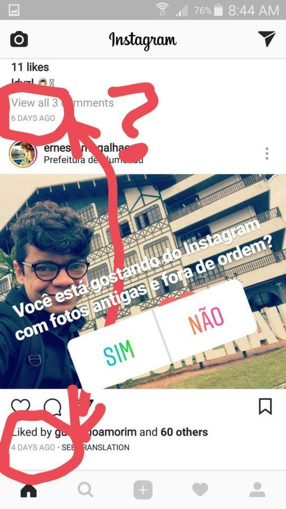 Novidades no Instagram: Tá liberado compartilhar até o Stories 📸